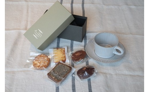 005-026 Anvers(アンヴェール)こだわりの焼き菓子3種セット