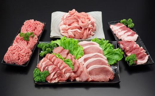 P1 黒潮ポーク/豚丸ごと1頭分セット