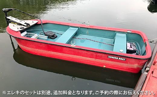 つばき も と ボート