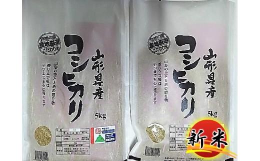 N30-015 特別栽培米コシヒカリ玄米(10kg)