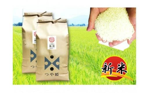 B30-001 特別栽培米つや姫(10kg)