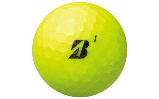 【36001】ゴルフボール TOUR B XS 黄 3ダース