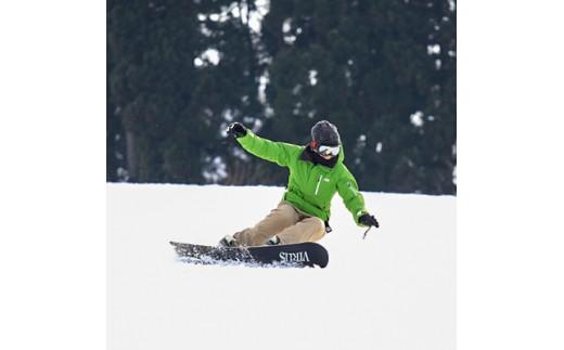 スキー場共通シーズン券(セイモア・一里野)【1037358】