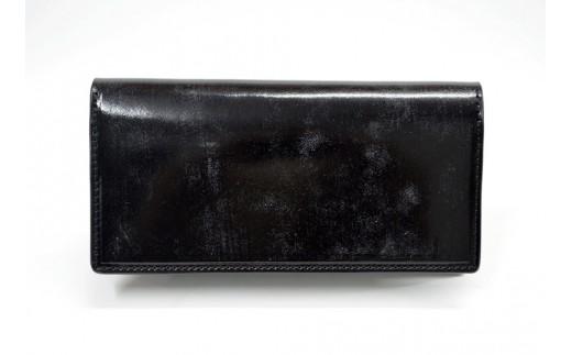 30-068-001.ブライドルレザー 長財布(黒)