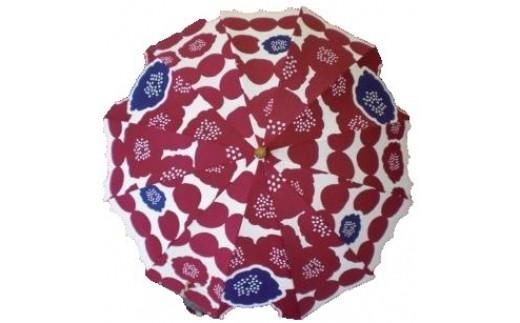 E-05 堺注染 手作り日傘④