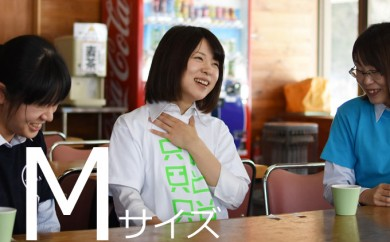[№5633-0035]只見線Tシャツ+只見線ノベルティ(非売品)Mサイズ