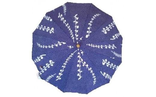 E-05 堺注染 手作り日傘③