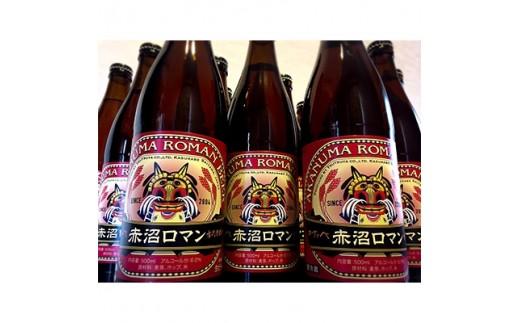 <古代赤米地ビール>赤沼ロマンビール (500ml×6本)×2箱【1049781】