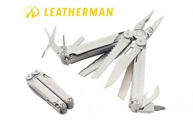 [№5809-2462]LEATHERMAN レザーマン WAVE+ ウェーブ プラス マルチプライヤー 携帯工具 マルチツール