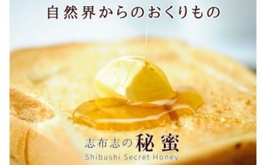 B0-007 志布志の秘蜜(日本みつばち蜂蜜)