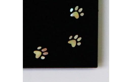 猫肉球(黒)