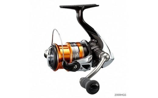 (1625) 釣り用リール ソアレBB 2000HGS