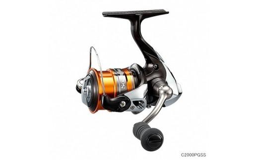 (1624) 釣り用リール ソアレBB C2000PGSS