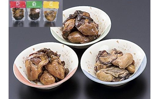 I-12安楽島牡蠣の浜煮とオイルスター詰合せ