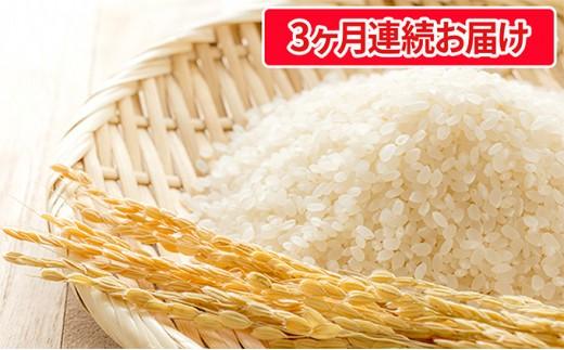 [№5884-0131]麦田さんの農産物 コシヒカリ玄米90kg(30kg×3回お届け)