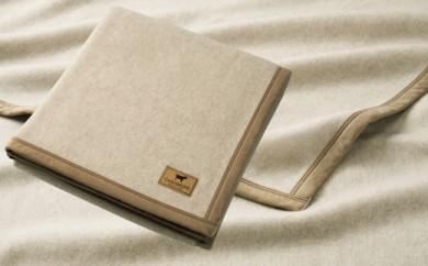 日本製 ピュアカシミヤ毛布