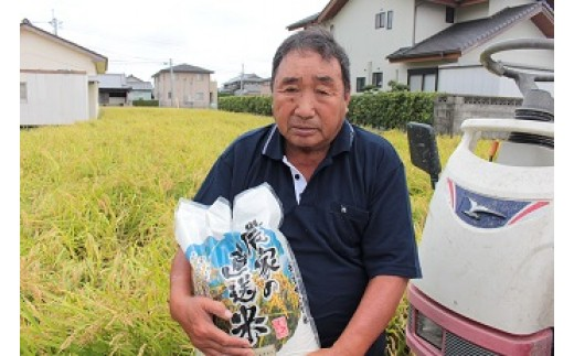 B-14【期間限定】新米10㎏!心を込めて作りました。徳島県藍住町産の新米コシヒカリ。