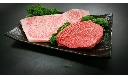 MK-0115_都城産宮崎牛(A5ランク)ステーキ食べ比べ