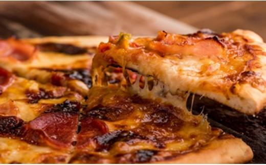 【最高に美味しいピザを届けたい!】ピザを毎月お届け 12ヶ月