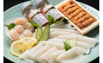 網走番外地食堂特製海鮮丼セット