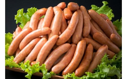 10-78圧巻の3.18kg!大分県産豚の絶品あらびきウインナー食べ放題
