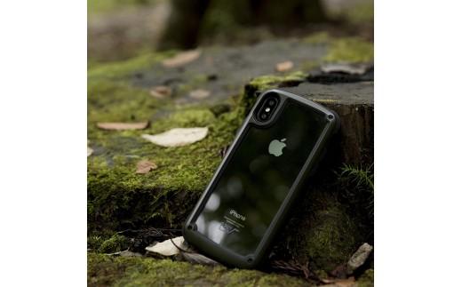 iPhoneX/XS兼用ROOT CO.タフ&ベーシックケース リングストラップセット