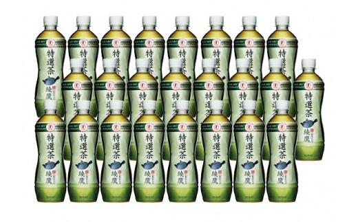 綾鷹特選茶(特定保健用食品) 500ml×24本【期間限定第5弾!10月30日まで受付】_2206