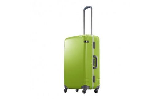 日本製スーツケース ace.カーンF 60L (グリーン) 04091-04【1019276】