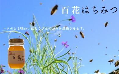 [№5905-0236]養蜂場からお届け 国産百花蜂蜜  2400g