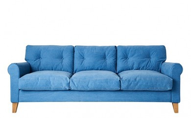 [№5812-0100]FUN!HOUSE!SOFA 3-SEATER