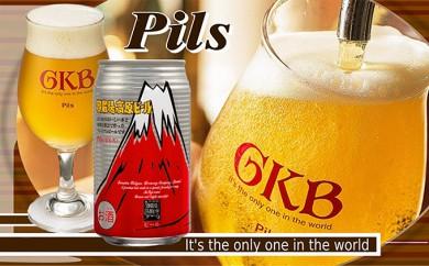 [№5812-0075]御殿場高原ビール ピルス 350ml 24缶セット