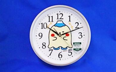 [№5812-0087]すそのんクロック(掛け時計)