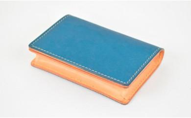 minca/Card holder 02/BLUE