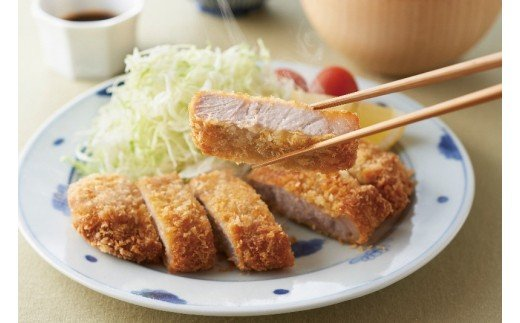 A050 平戸島豚のトンカツセット(ロース)