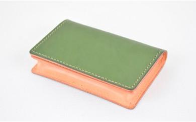 minca/Card holder 02/DARK GREEN