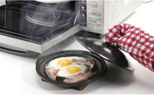BAO012 【調理用プレート】ドリームキッチン電子レンジ用 皿2枚セット