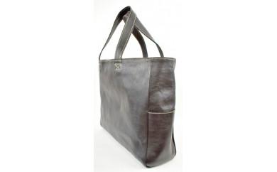 minca/Tote bag 02/L/BLACK