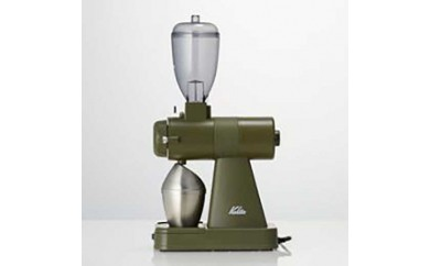 カリタ kalita NEXT-G アーミーグリーンとQグレーダー辻本が選ぶおまかせスペシャルティコーヒー200g 電動ミル