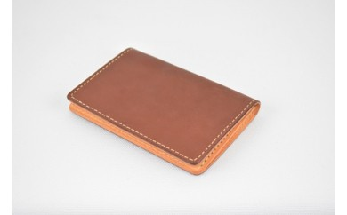 minca/Card holder 01/CHOCO