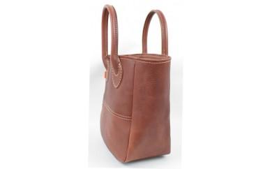 minca/Tote bag 03/S/CHOCO