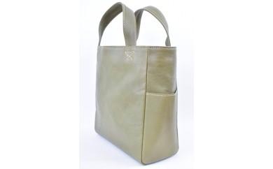 minca/Tote bag 01/M/DARK GREEN