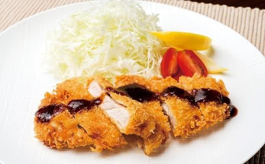 D2-29  中川さんちの米の恵み豚ローストンカツ(150g×12枚)【豊後高田市限定】