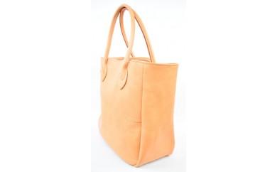 minca/Tote bag 03/L/TAN