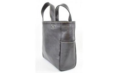minca/Tote bag 01/M/BLACK