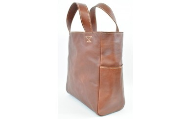 minca/Tote bag 01/M/CHOCO