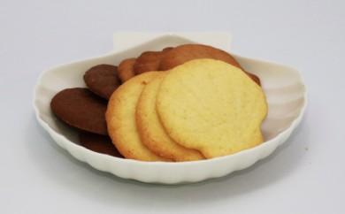 北海道さるふつほたてクッキー「ほたてのちがい」3種各3枚×6袋【10002】