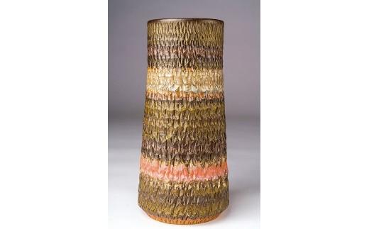 I-06 木下窯 筒花器