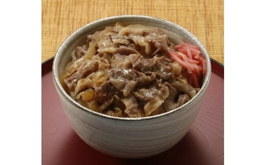 上州牛丼(135g×4袋)・上州麦豚メンチ&コロッケ(各100g×5個×2種)A-26