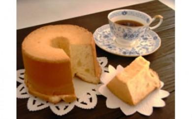 横須賀シフォンのティータイムセット(紅茶シフォン)