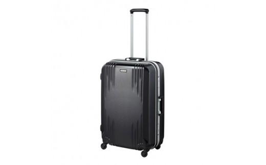 日本製スーツケース WT カタノイ 68L (ブラック) 04071-01【1051790】